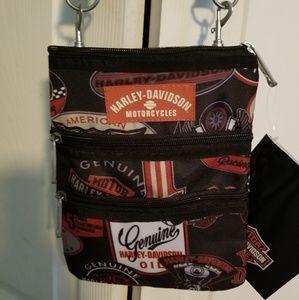 Harley Davidson Crossbody Handbag